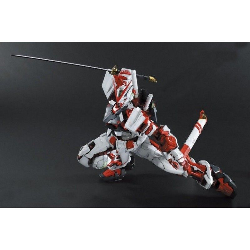 BANDAI PERFECT GRADE PG GUNDAM ASTRAY RED FRAME 1/60 MODEL KIT FIGURE
