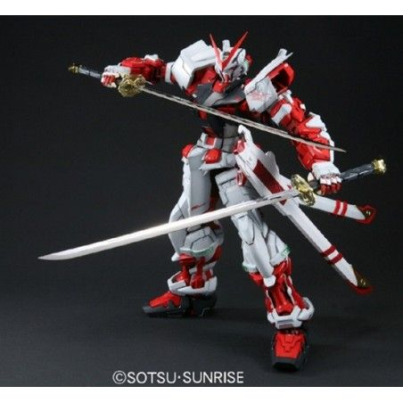 PERFECT GRADE PG GUNDAM ASTRAY RED FRAME 1/60 MODEL KIT FIGURE