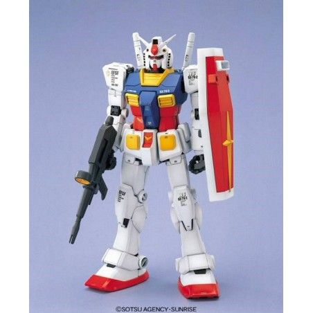 PERFECT GRADE PG GUNDAM RX-78-2 1/60 MODEL KIT FIGURE
