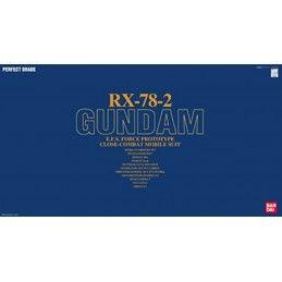 PERFECT GRADE PG GUNDAM RX-78-2 1/60 MODEL KIT FIGURE BANDAI