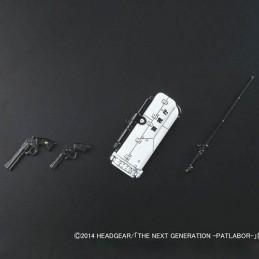 PATLABOR THE NEXT GENERATION INGRAM AV-98 1/48 MODEL KIT FIGURE