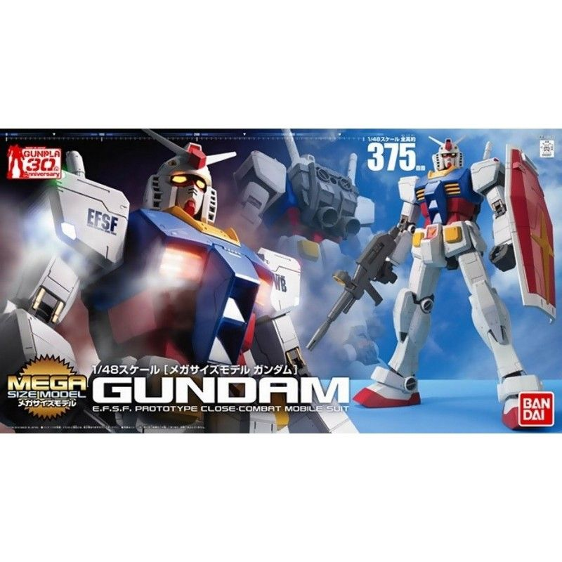 Bandai 2 148 Model Gundam Mega Msm Figure Kit Size Rx 78 hsQxBtrdCo