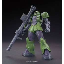HIGH GRADE HG GUNDAM ZAKU I DENIM SLENDER 1/144 MODEL KIT ACTION FIGURE BANDAI