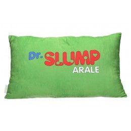 DR SLUMP ARALE - GOOD NIGHT GACCHAN CUSHION CUSCINO SD TOYS