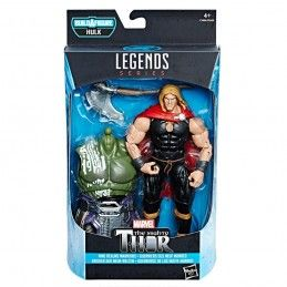 HASBRO MARVEL LEGENDS SERIES GLADIATOR HULK - THOR ODINSON ACTION FIGURE