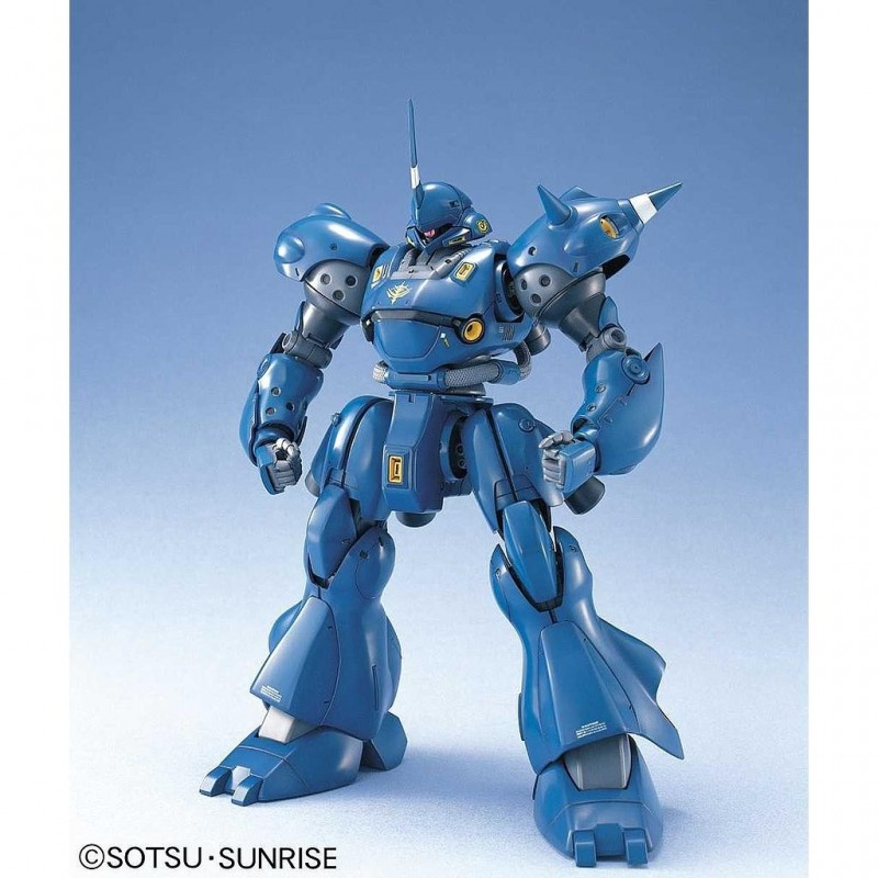 BANDAI MASTER GRADE GUNDAM MG MS-18E KAMPFER 1/100 MODEL KIT FIGURE