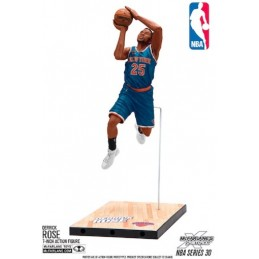 NBA SERIES 30 - DERRICK ROSE NEW YORK KNICKS ACTION FIGURE MCFARLANE