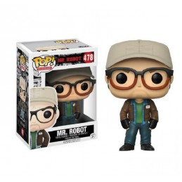 FUNKO POP! MR. ROBOT BOBBLE HEAD KNOCKER FIGURE