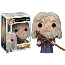 FUNKO FUNKO POP! THE LORD OF THE RINGS - GANDALF BOBBLE HEAD KNOCKER