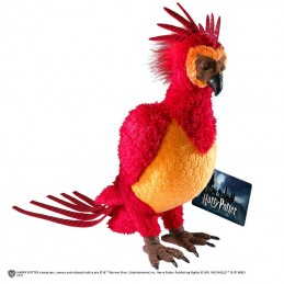 HARRY POTTER - FAWKES THE PHOENIX FENICE PELUCHE PLUSH 30 CM NOBLE COLLECTIONS