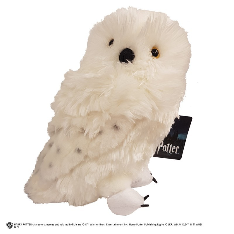 HARRY POTTER - HEDWIG EDVIGE PELUCHE PLUSH 15 CM