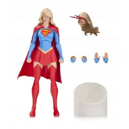 DC COMICS ICONS - SUPERGIRL ACTION FIGURE DC COLLECTIBLES