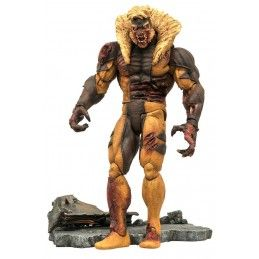 DIAMOND Marvel Select X-MEN ZOMBIE MAGNETO ACTION FIGURE