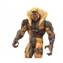 DIAMOND Marvel Select X-MEN ZOMBIE MAGNETO ACTION FIGURE
