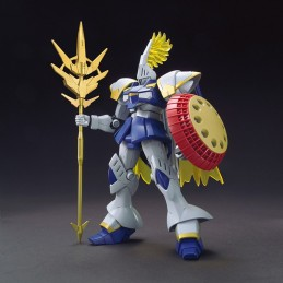 HIGH GRADE HG GUNDAM GYANCELOT 1/144 MODEL KIT FIGURE BANDAI