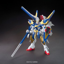 HIGH GRADE HGUC VICTORY TWO ASSAULT BUSTER GUNDAM 1/144 MODEL KIT FIGURE BANDAI