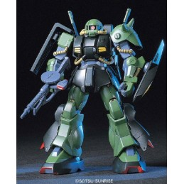 HIGH GRADE HGUC GUNDAM HI ZACK 1/144 MODEL KIT FIGURE BANDAI