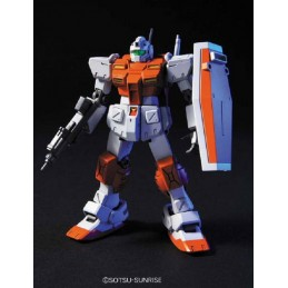 HIGH GRADE HGUC GUNDAM RGM-79 POWERED GM 1/144 MODEL KIT ACTION FIGURE BANDAI