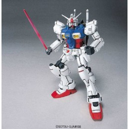 HIGH GRADE HGUC GUNDAM GP01 ZEPHYRANTHES 1/144 MODEL KIT ACTION FIGURE BANDAI