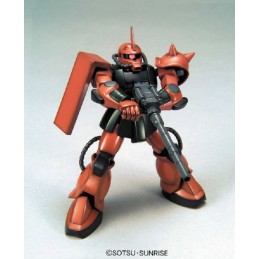 HIGH GRADE HGUC GUNDAM ZAKU II 1/144 MODEL KIT ACTION FIGURE