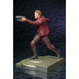GUARDIANS OF THE GALAXY VOL.2 STAR LORD AND BABY GROOT ARTFX STATUE