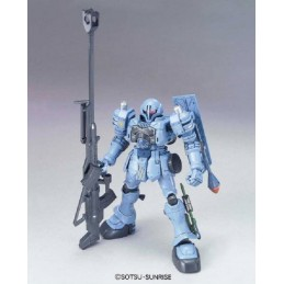 HIGH GRADE HGUC GUNDAM EMS-10 ZUDAH 1/144 MODEL KIT ACTION FIGURE BANDAI