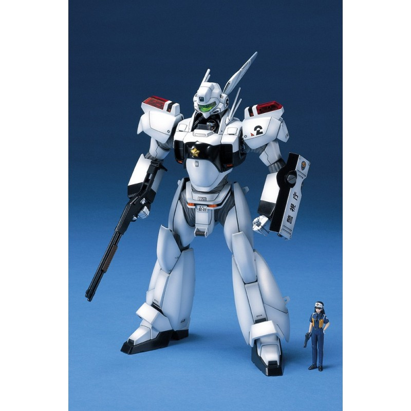 MASTER GRADE MG PATLABOR INGRAM 1 1/100 MODEL KIT ACTION FIGURE