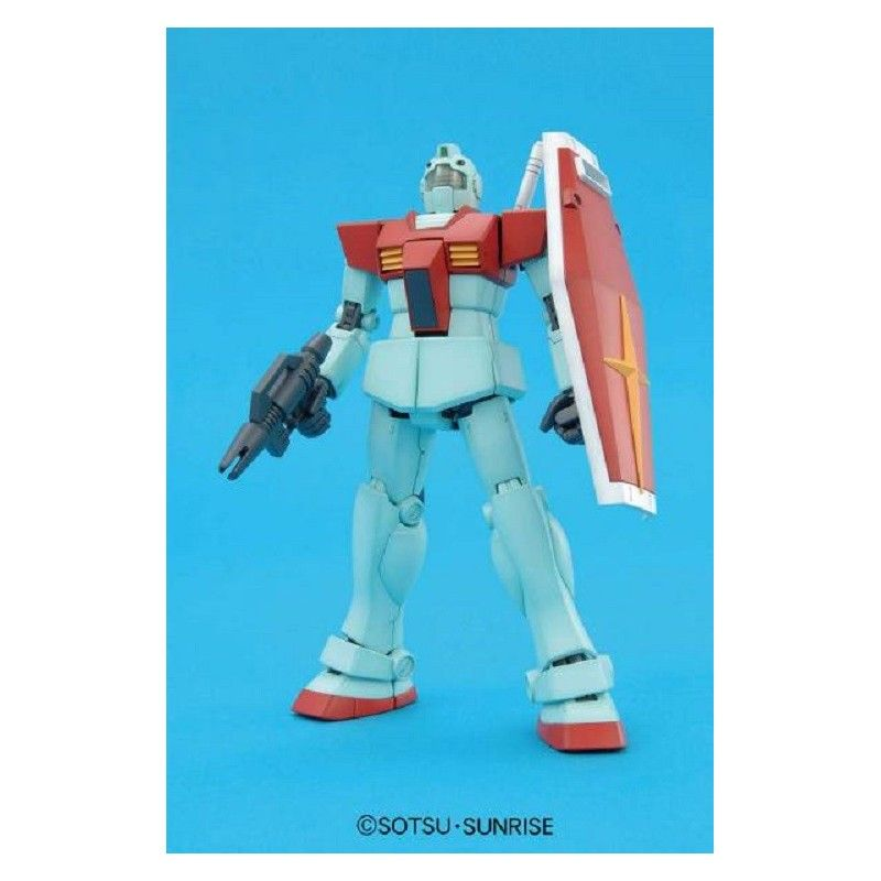 BANDAI MASTER GRADE MG GUNDAM RGM-79 2.0 1/100 MODEL KIT ACTION FIGURE