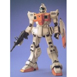 MASTER GRADE MG GUNDAM RGM-79G GM 1/100 MODEL KIT ACTION FIGURE BANDAI
