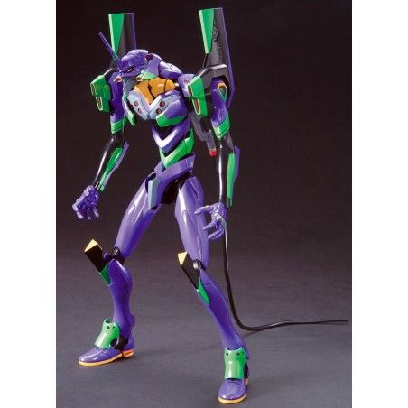 EVANGELION EVA 01 NEW MOVIE VERSION MODEL KIT ACTION FIGURE
