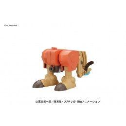 ONE PIECE CHOPPER ROBO SUPER 5 WALK HOPPER MODEL KIT ACTION FIGURE BANDAI
