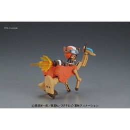 BANDAI ONE PIECE CHOPPER ROBO SUPER 5 WALK HOPPER MODEL KIT ACTION FIGURE