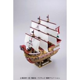 ONE PIECE RED-FORCE 30CM MODEL KIT BANDAI