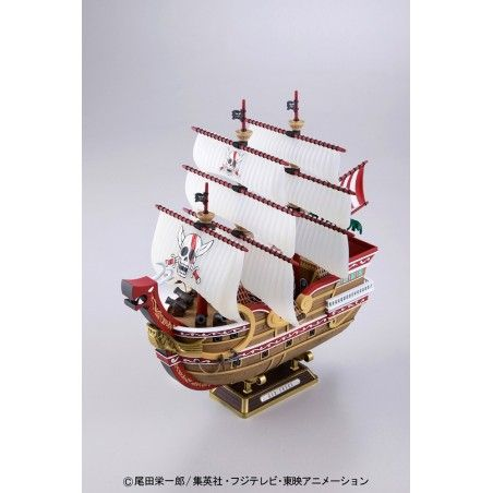 ONE PIECE RED FORCE 30CM MODEL KIT