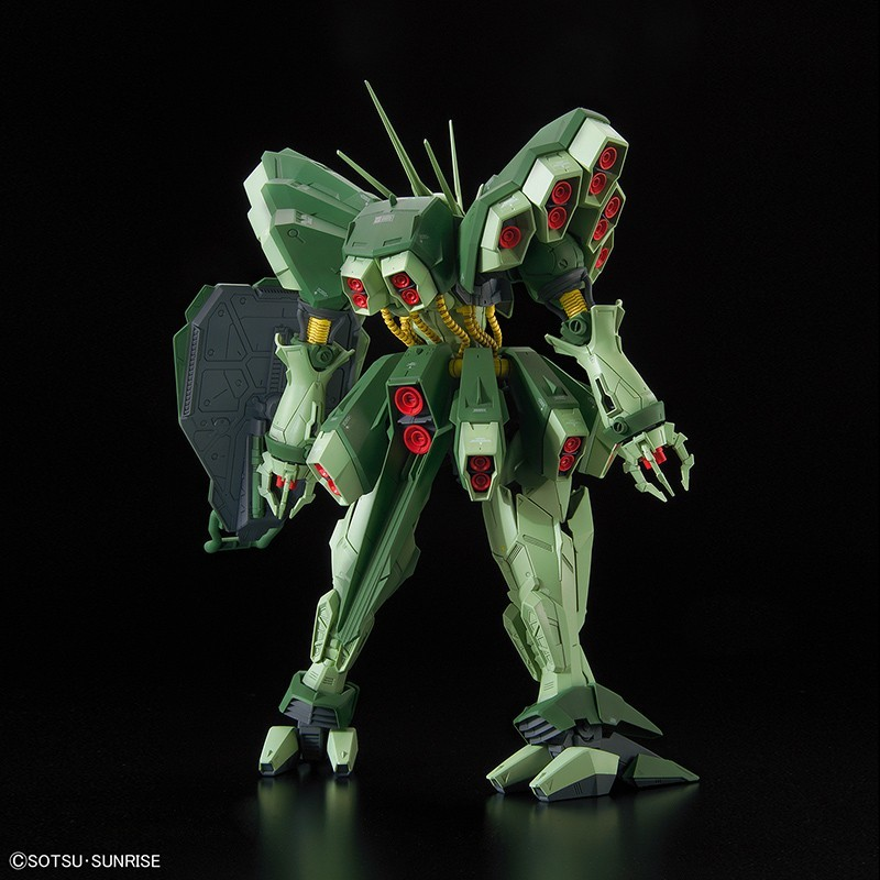 BANDAI RE GUNDAM HAMMA-HAMMA 1/100 MODEL KIT ACTION FIGURE