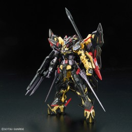 REAL GRADE RG GUNDAM ASTRAY GOLD FRAME AMATSU MINA 1/144 MODEL KIT FIGURE BANDAI