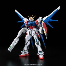 REAL GRADE RG BUILD STRIKE GUNDAM FULL PACKAGE 1/144 MODEL KIT FIGURE BANDAI