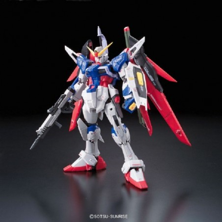 REAL GRADE RG DESTINY GUNDAM 1/144 MODEL KIT FIGURE