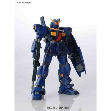 REAL GRADE RG GUNDAM RX-178 MARK II TITANS 1/144 MODEL KIT FIGURE