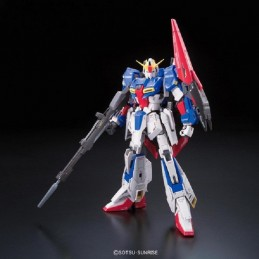 REAL GRADE RG ZETA GUNDAM 1/144 MODEL KIT FIGURE BANDAI