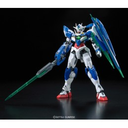 REAL GRADE RG 00 QANT GUNDAM 1/144 MODEL KIT FIGURE BANDAI