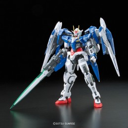 REAL GRADE RG 00 RAISER GUNDAM 1/144 MODEL KIT FIGURE BANDAI