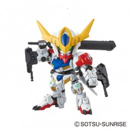 SD GUNDAM BARBATOS LUPUS MODEL KIT ACTION FIGURE BANDAI