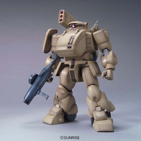ATM-03 FATTY GROUND CUSTOM 1/20 MODEL KIT ACTION FIGURE