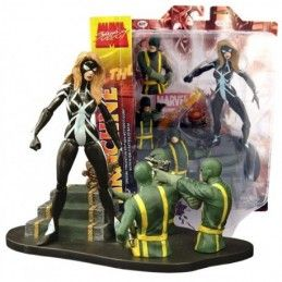MARVEL SELECT SPIDER-MAN ARACHNE ACTION FIGURE