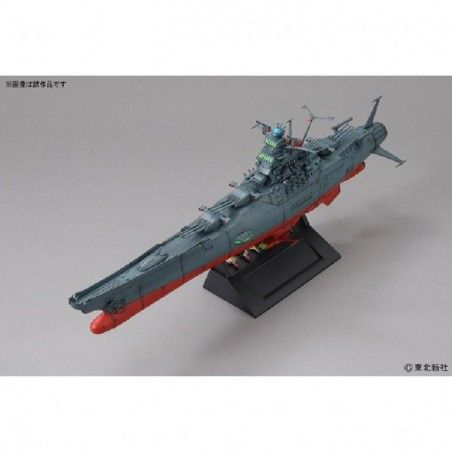 SPACE BATTLESHIP YAMATO 2199 1/500 MODEL KIT ACTION FIGURE