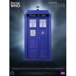DOCTOR WHO - TARDIS 11TH DOCTOR 1/6 SCALE COLLECTOR 40 CM REPLICA BIG CHIEF