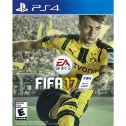 FIFA 17 PS4 PLAYSTATION 4 NUOVO ITALIANO