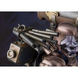 MARVEL SAMURAI WAR MACHINE ACTION FIGURE