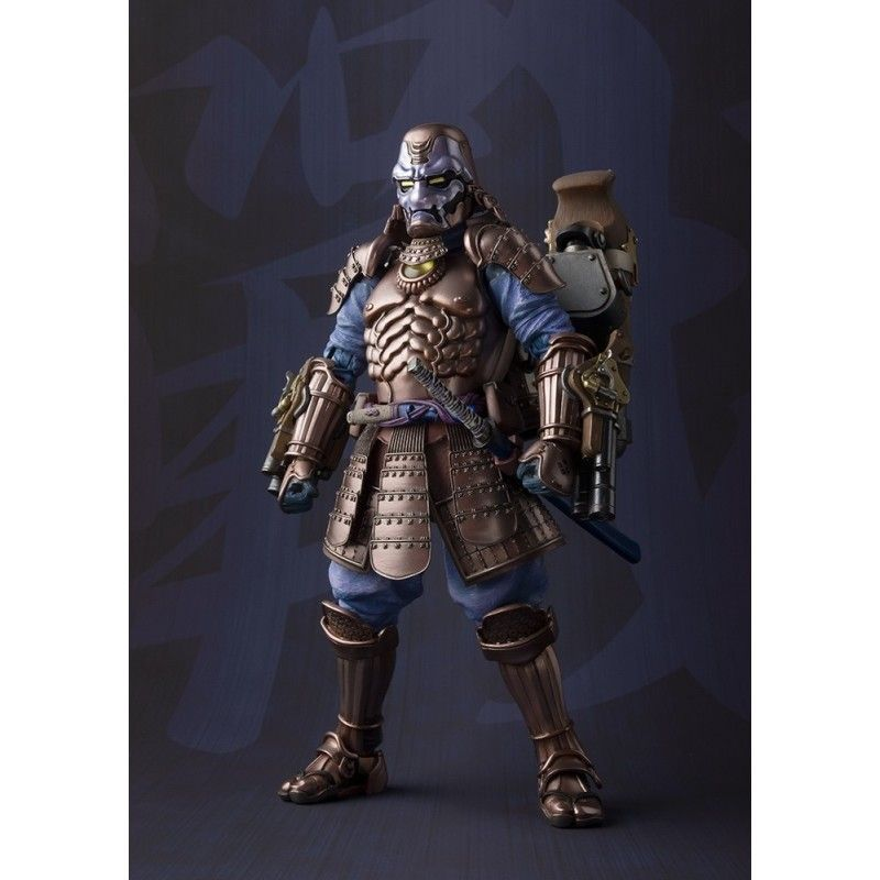 MARVEL SAMURAI WAR MACHINE ACTION FIGURE BANDAI